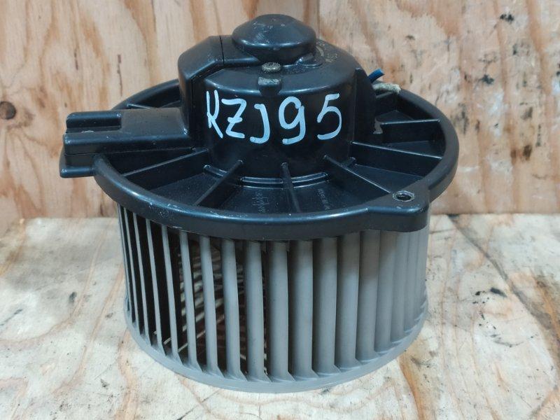 Вентилятор печки Toyota Land Cruiser Prado KZJ95W 1KZ-TE 1997