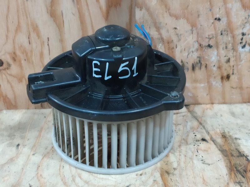 Вентилятор печки Toyota Corsa EL51 4E-FE 1995