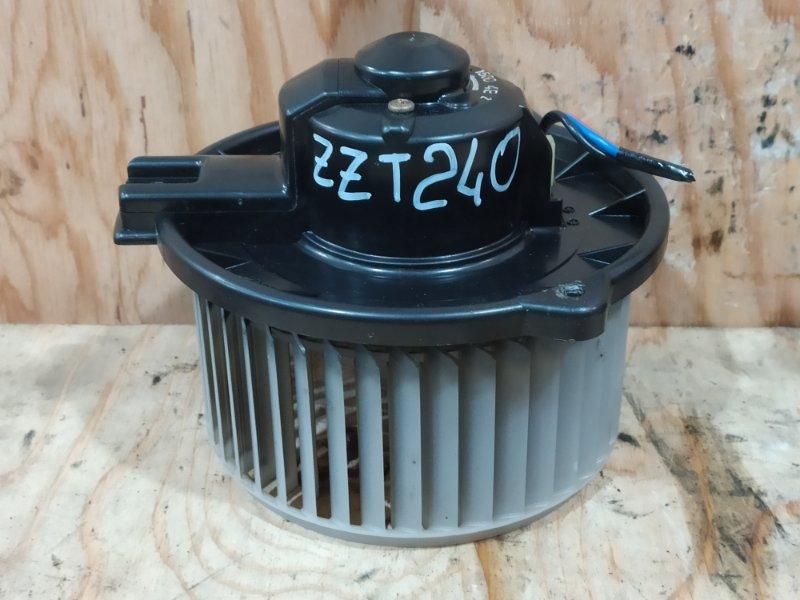 Вентилятор печки Toyota Allion ZZT240 1ZZ-FE 2003