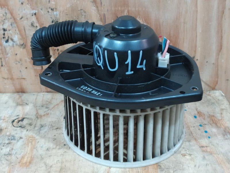 Вентилятор печки Nissan Bluebird QU14 QG18DE 2000
