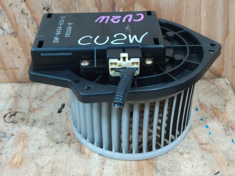 Вентилятор печки Mitsubishi Airtrek CU2W 4G63 2003