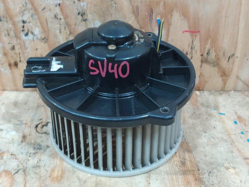 Вентилятор печки Toyota Camry SV40 4S-FE 1996