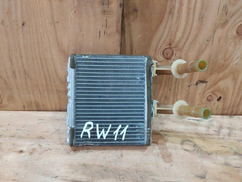 Радиатор отопителя Nissan Avenir RW11 QR20DE 2005