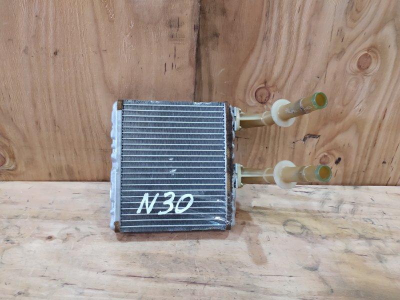 Радиатор отопителя Nissan Rnessa N30 SR20DE 2001