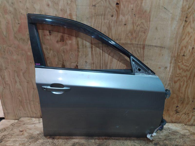 Дверь боковая Subaru Impreza GH2 EL15 2007 передняя правая