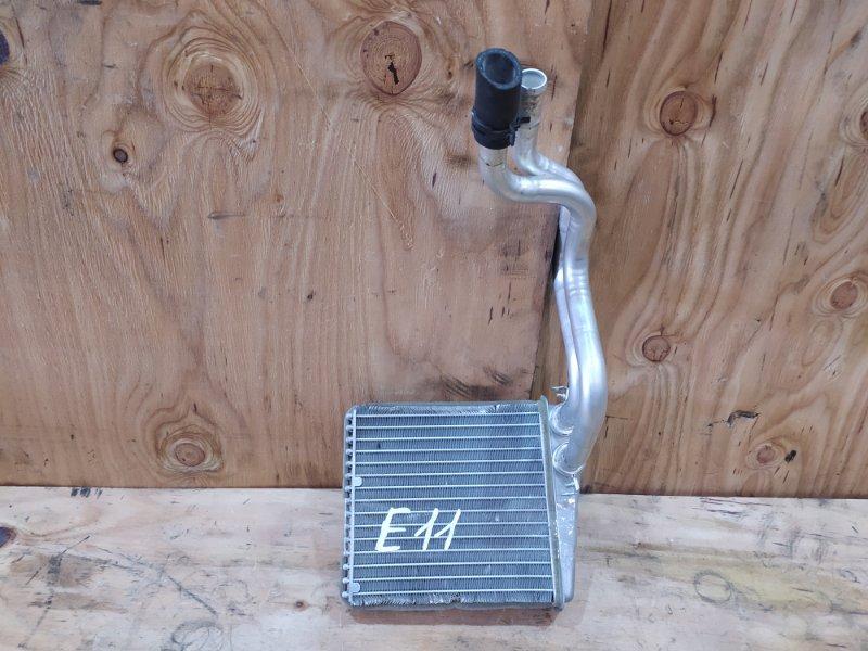 Радиатор отопителя Nissan Note E11 HR15DE 2009
