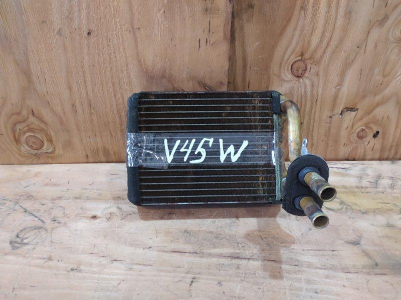 Радиатор отопителя Mitsubishi Pajero V45W 6G74 1997