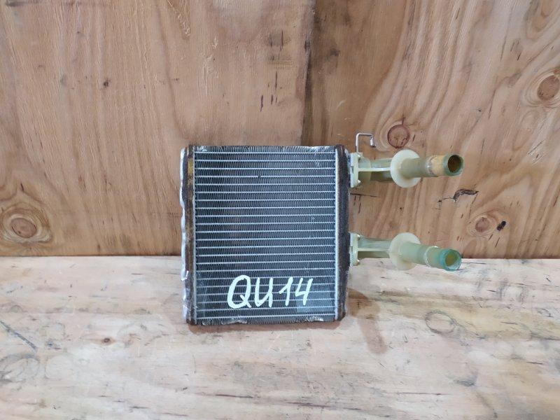 Радиатор отопителя Nissan Bluebird QU14 QG18DE 2000