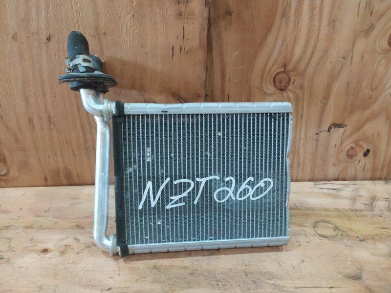 Радиатор отопителя Toyota Allion NZT260 1NZ-FE 2010