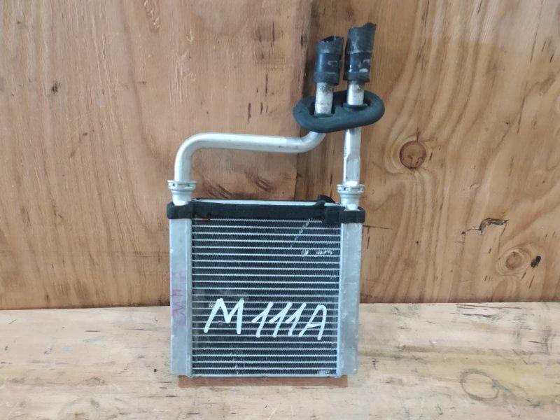 Радиатор отопителя Toyota Duet M111A K3-VE 2001