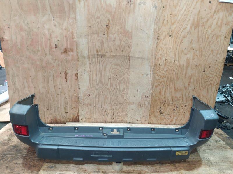 Бампер Toyota Hilux Surf RZN215W 3RZ-FE 2003 задний