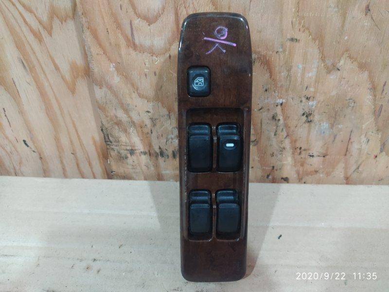 Блок управления стеклоподъемниками Mitsubishi Pajero V45W 6G74 1997