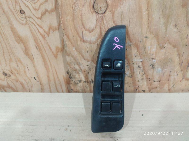 Блок управления стеклоподъемниками Nissan Bluebird QU14 QG18DE 2000