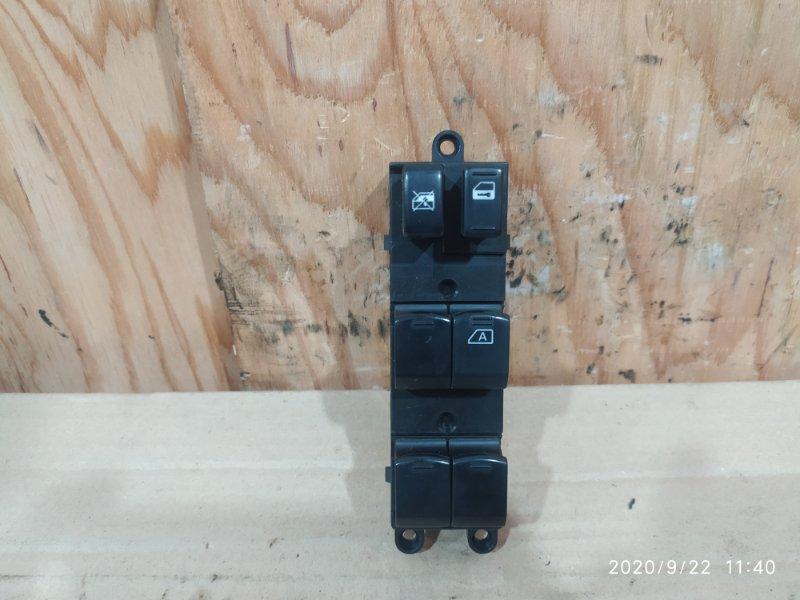 Блок управления стеклоподъемниками Nissan March AK12 CR12DE 2007