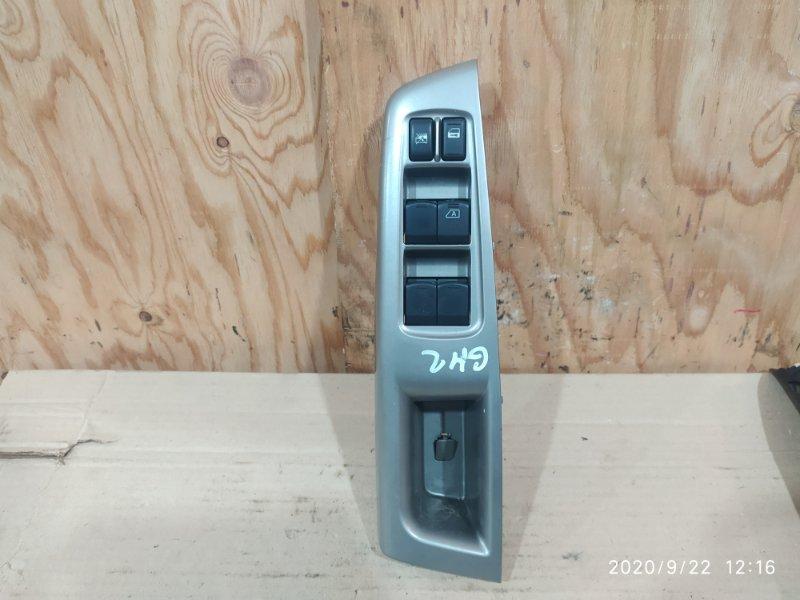 Блок управления стеклоподъемниками Subaru Impreza GH2 EL15 2007