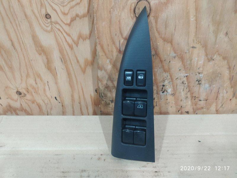 Блок управления стеклоподъемниками Nissan Note E11 HR15DE 2009