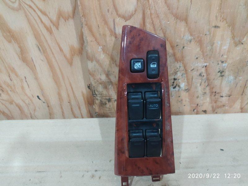 Блок управления стеклоподъемниками Toyota Allex NZE121 1NZ-FE 2001