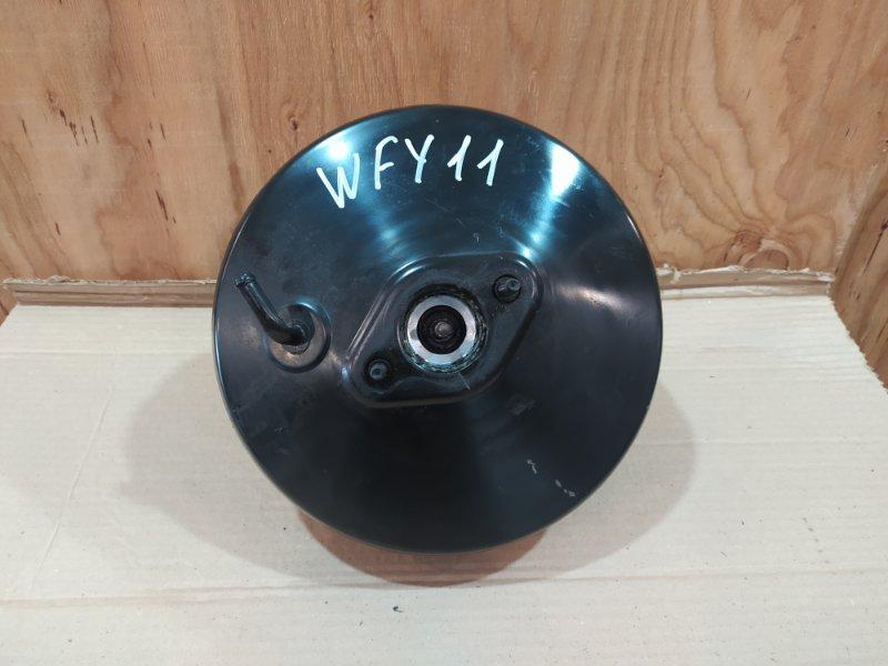 Вакуумный усилитель тормоза и сцепления Nissan Wingroad WFY11 QG15DE 2001