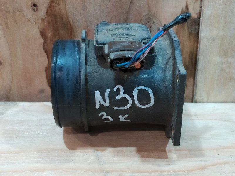 Датчик расхода воздуха Nissan Rnessa N30 SR20DE 2001