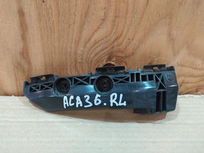 Клипса бампера Toyota Rav4 ACA36W 2AZ-FE 2007 задняя левая
