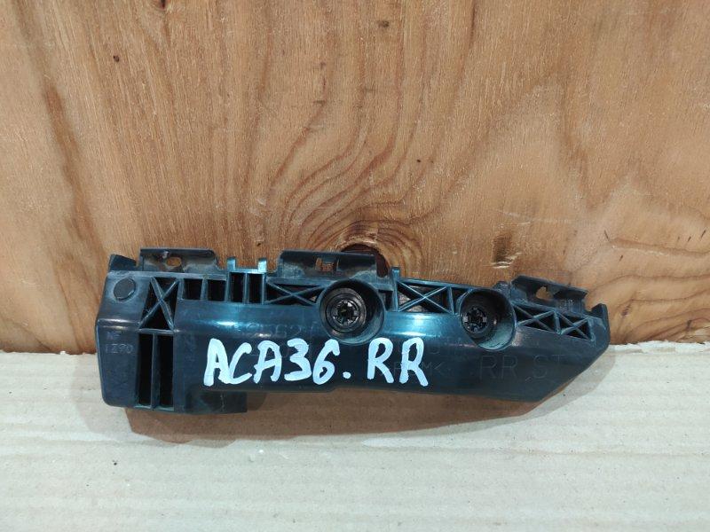 Клипса бампера Toyota Rav4 ACA36W 2AZ-FE 2007 задняя правая