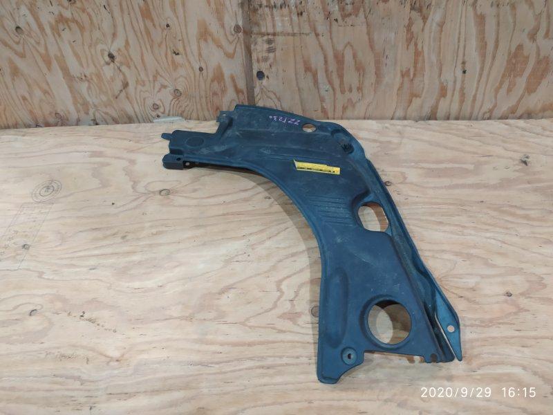 Защита радиатора Toyota Celica ZZT230 1ZZ-FE 2003