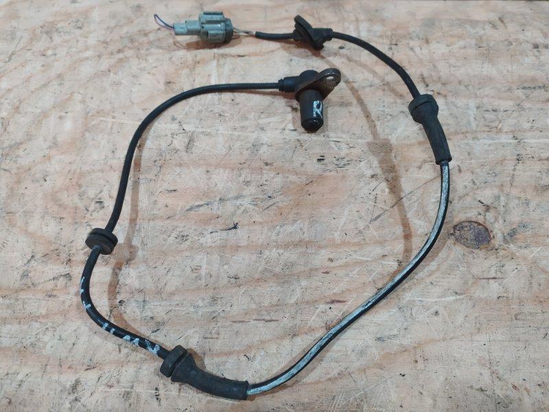 Датчик abs Nissan Avenir RW11 QR20DE 2005 передний правый