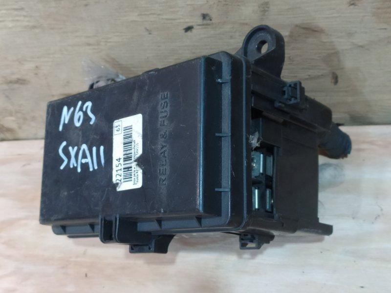 Блок реле и предохранителей Toyota Rav4 SXA11G 3S-FE 1997