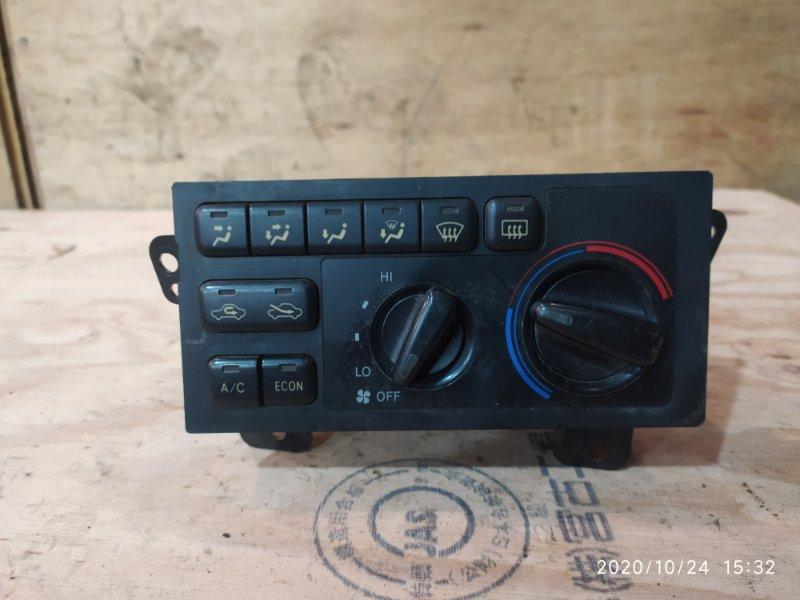 Блок управления климат-контролем Toyota Corona Exiv ST200 4S-FE 1995