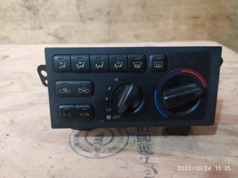 Блок управления климат-контролем Toyota Corona Exiv ST202 3S-GE 1997