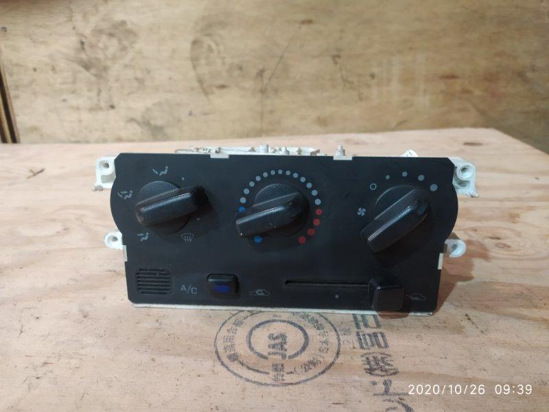 Блок управления климат-контролем Nissan March K11 CG10DE 2001
