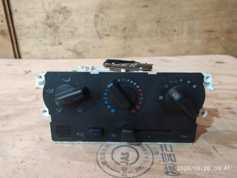 Блок управления климат-контролем Nissan March AK11 CGA3DE 2000