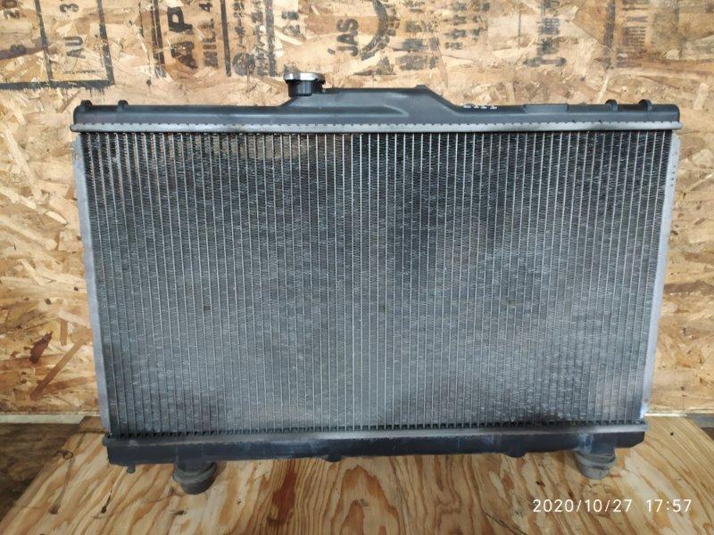 Радиатор двигателя Toyota Sprinter EE111 4E-FE 1997