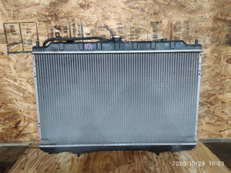 Радиатор двигателя Nissan Tino V10 QG18DE 2001