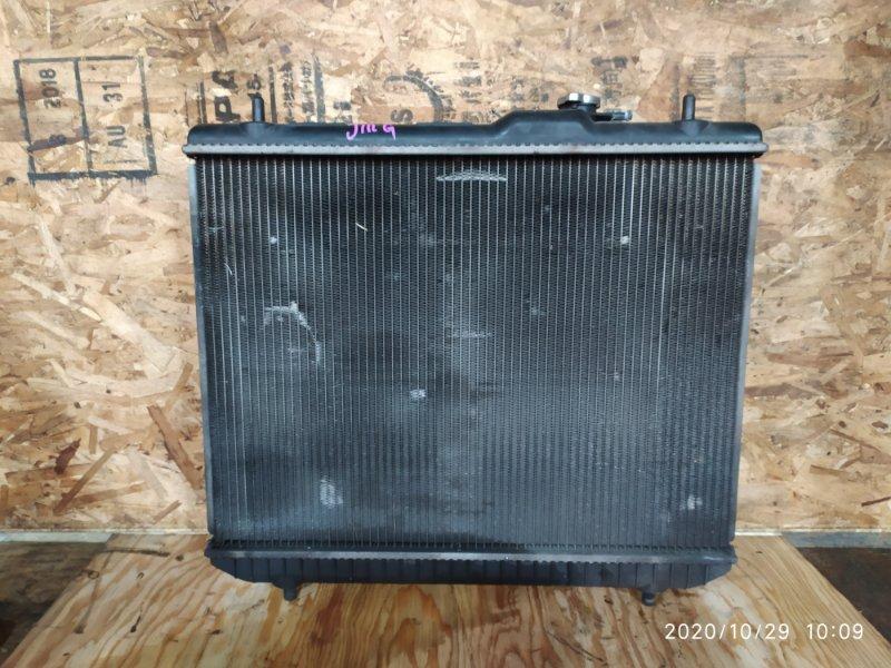 Радиатор двигателя Daihatsu Terios Kid J111G EF-DEM 1998