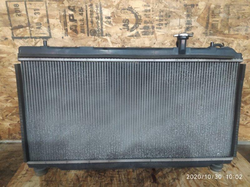 Радиатор двигателя Honda Airwave GJ1 L15A 2007