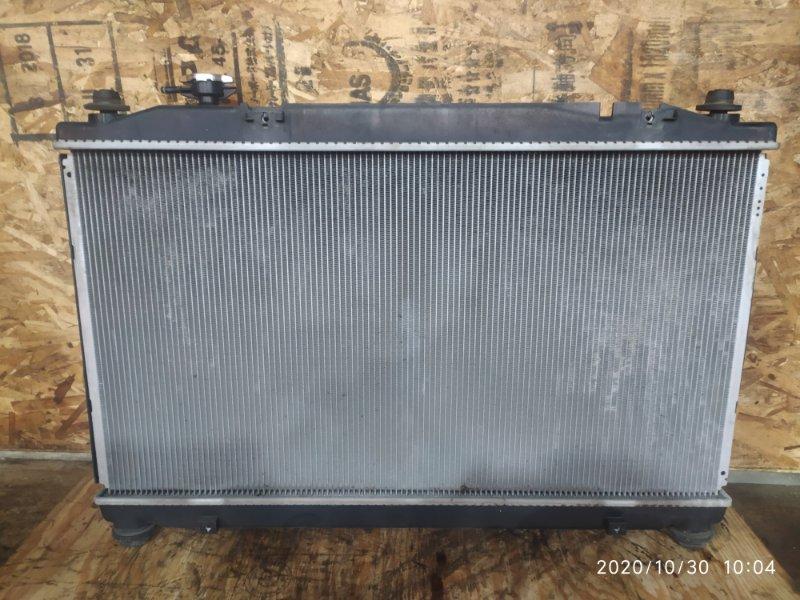 Радиатор двигателя Toyota Camry ACV40 2AZ-FE 2007
