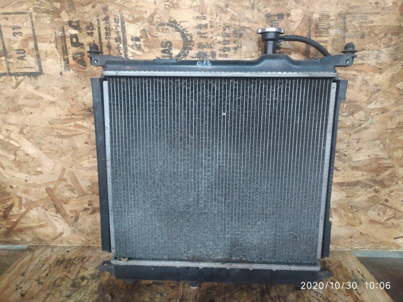 Радиатор двигателя Nissan Note E12 HR12DE 2013