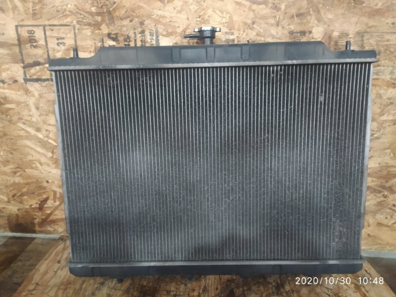 Радиатор двигателя Nissan X-Trail T31 MR20DE 2009