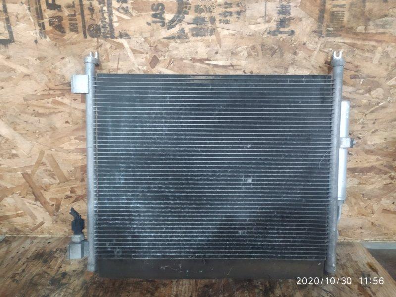Радиатор кондиционера Nissan Note E12 HR12DE 2013