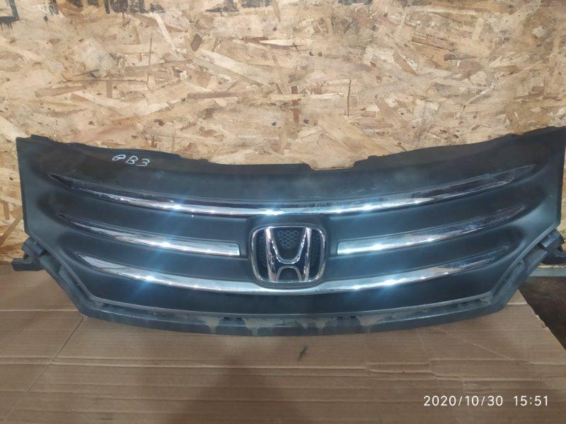 Решетка радиатора Honda Freed GB3 L15A 2009