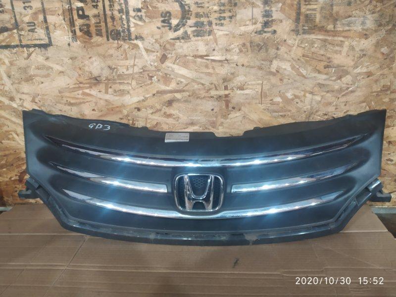 Решетка радиатора Honda Freed GB3 L15A 2008