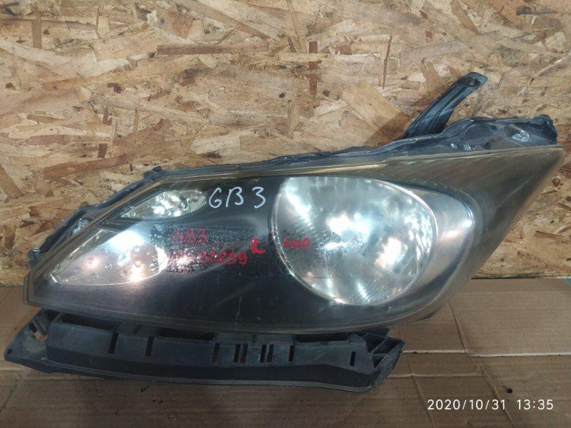 Фара Honda Freed GB3 L15A 2009 левая