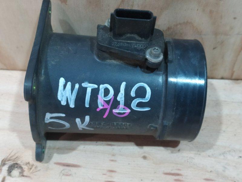 Датчик расхода воздуха Nissan Primera WTP12 QR20DE 2004