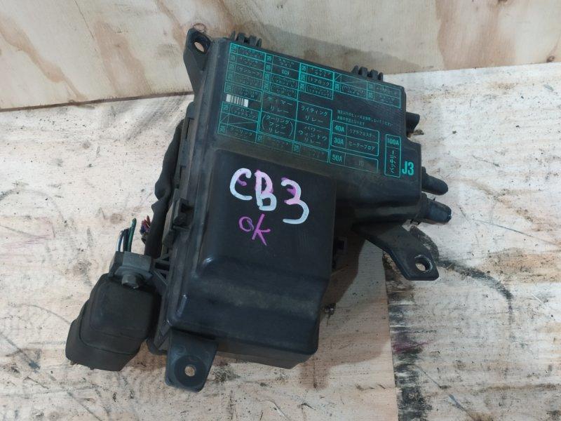 Блок реле и предохранителей Honda Ascot Innova CB3 F20A 1993