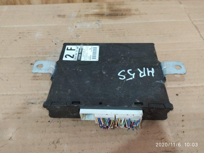 Блок управления двс Suzuki Chevrolet Cruze HR52S M13A 2005