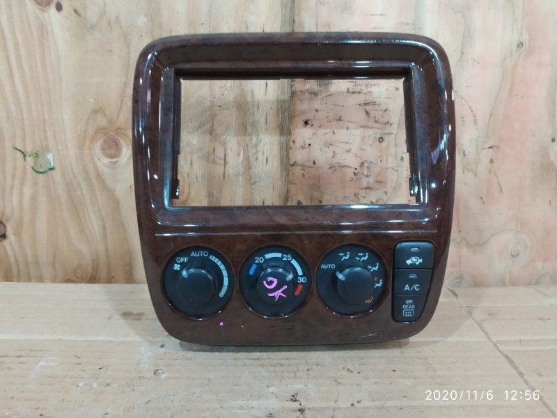 Блок управления климат-контролем Honda Cr-V RD2 B20B 1999