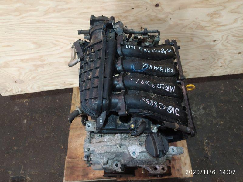 Двигатель Nissan Dualis J10 MR20DE 2007