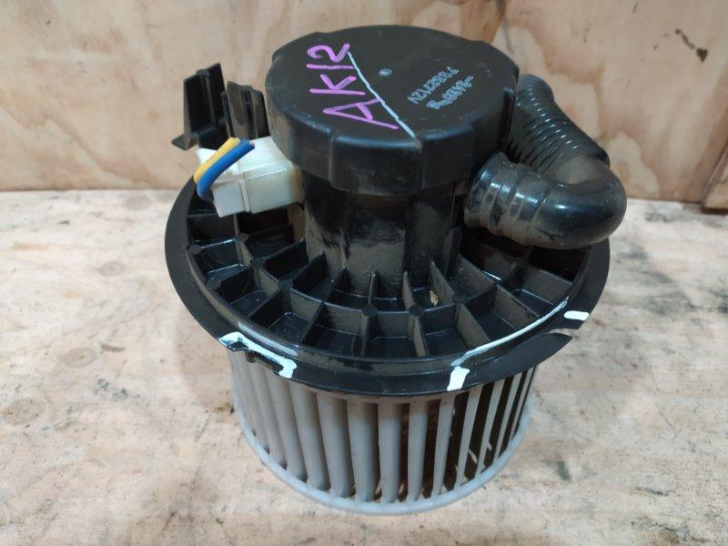 Вентилятор печки Nissan March AK12 CR12DE 2003