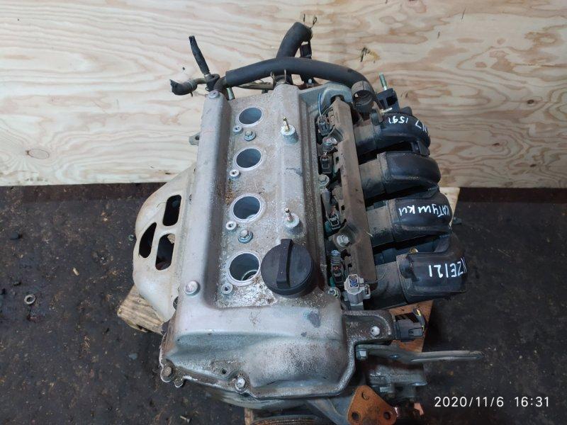 Двигатель Toyota Corolla Fielder NZE121 1NZ-FE 2002